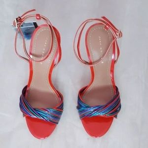 Zara Multi Strap Sandals size 6.5 US